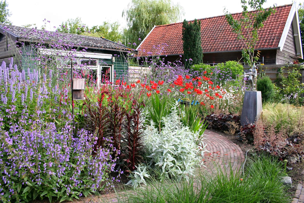 庭院 by Carla Wilhelm, 鄉村風