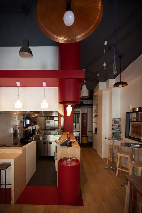 Vue générale: Restaurants de style  par CAROLINE DUBAU
