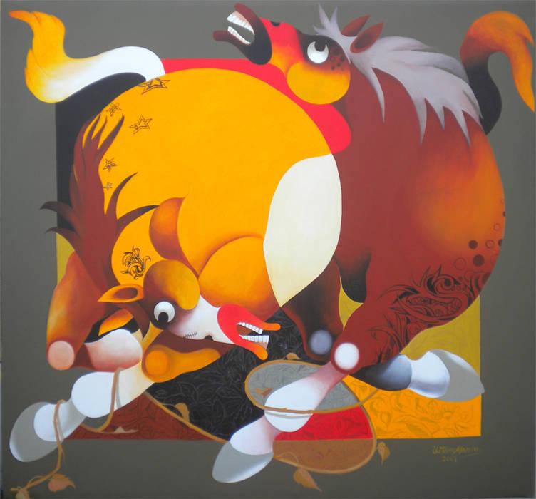 von Indian Art Ideas Asiatisch