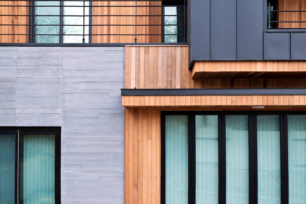 Rumah Gaya Skandinavia Oleh GongGam Urban Architecture & Construction Skandinavia