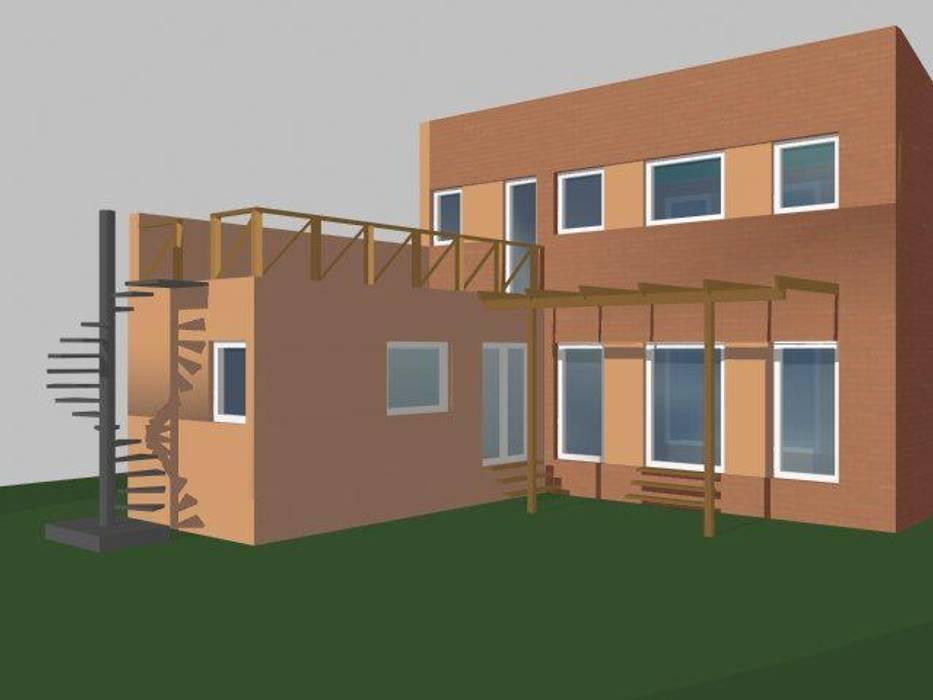 Casa en Berazategui AyC Arquitectura Casas modernas: Ideas, imágenes y decoración