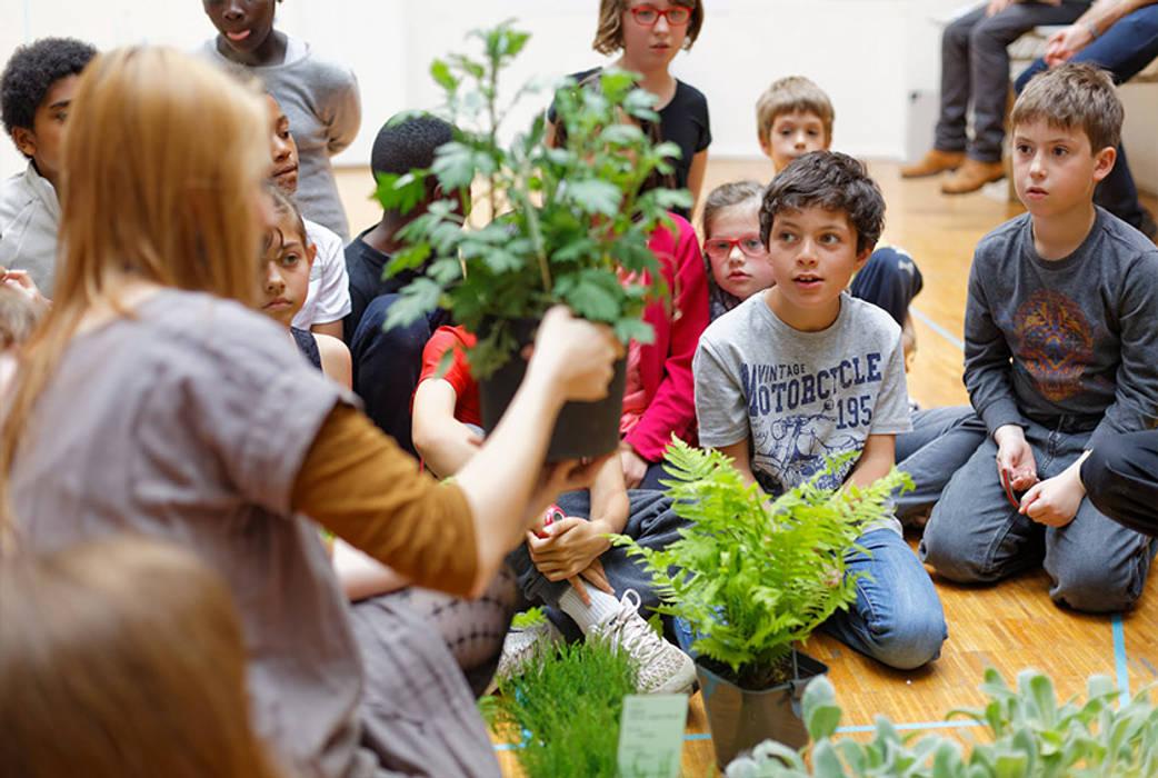Atelier de reconnaissance botanique: Lieux d'événements de style  par Fertiles