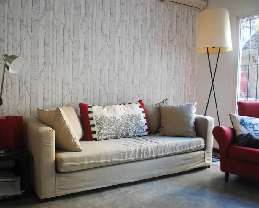 Ornatto Salones de estilo moderno