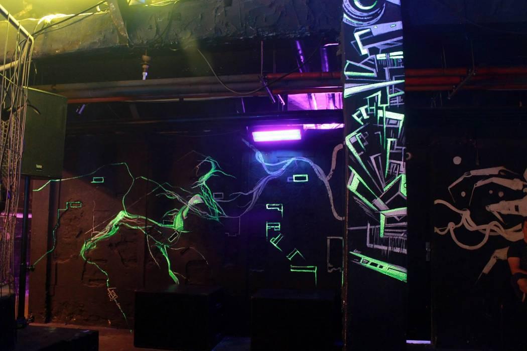 Decoration, Void (Belrin-Friedrichshain): Bars & clubs de style  par Laeti-Berlin