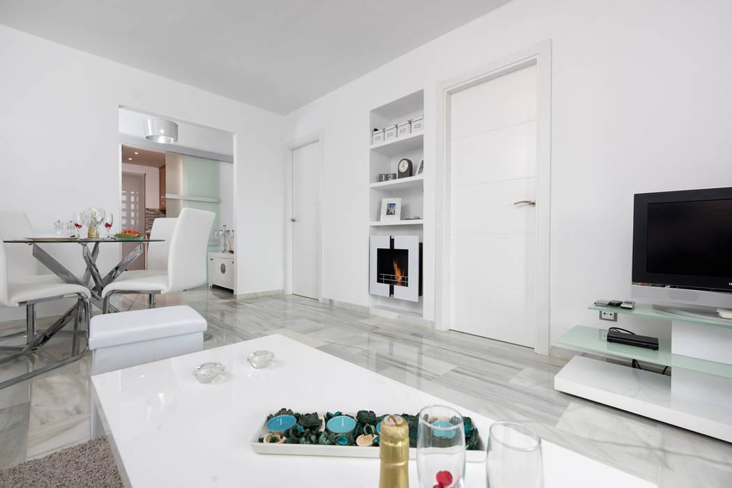Apartamento con encanto comedores de estilo ecléctico de ...