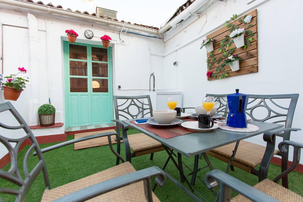 Después de Reforma de Inuk Home Studio Mediterráneo