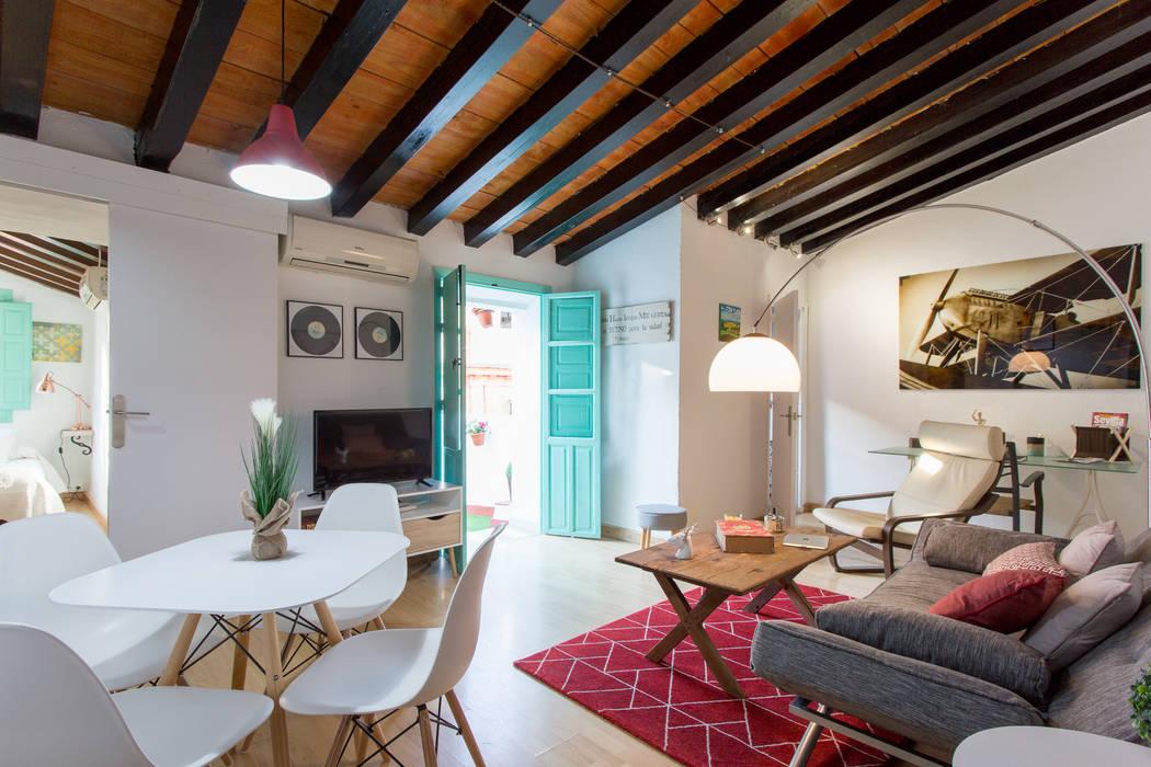 Mediterranean style hotels by Inuk Home Studio Mediterranean