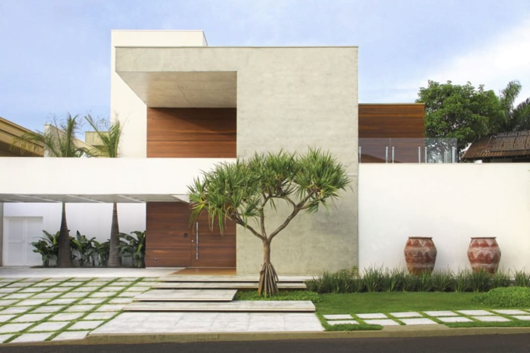 Casas modernas de FERNANDO ROMA . estudioROMA Moderno