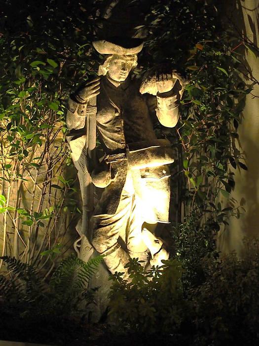 Garten von Decorum . London,