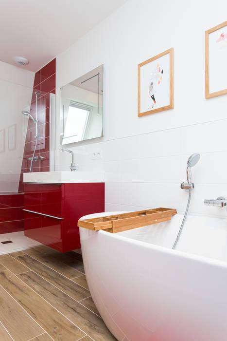 PROJET CBB Salle de bain moderne par 19 DEGRES Moderne