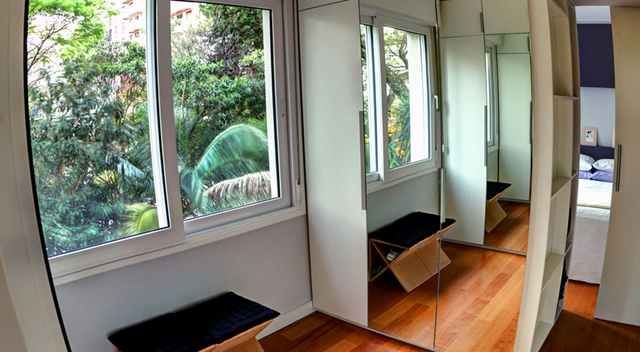 Modern dressing room by Maxma Studio Modern