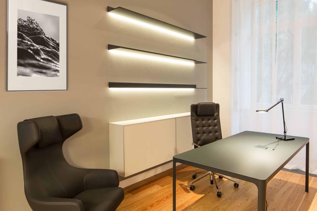 Moderne studeerkamer van Architect Your Home Modern