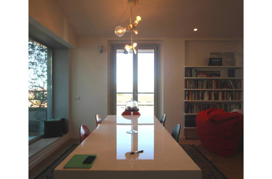 STUDIO DI ARCHITETTURA RAFFIN Dining roomLighting