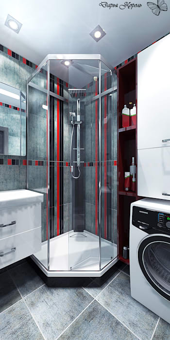 Phòng tắm bởi Your royal design Công nghiệp