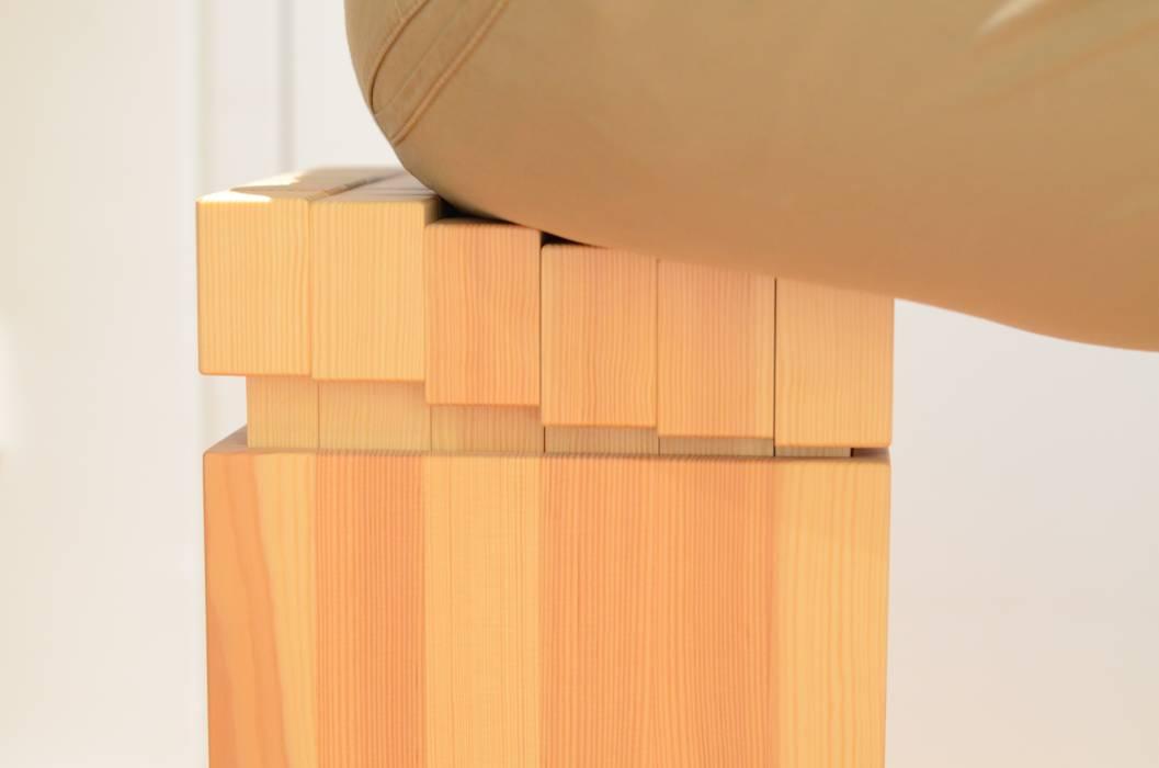 Hocker Fang Interior Design Living roomStools & chairs