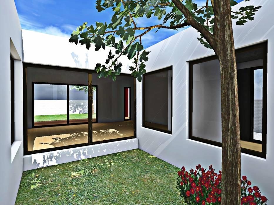 Taman Modern Oleh epb arquitectura Modern