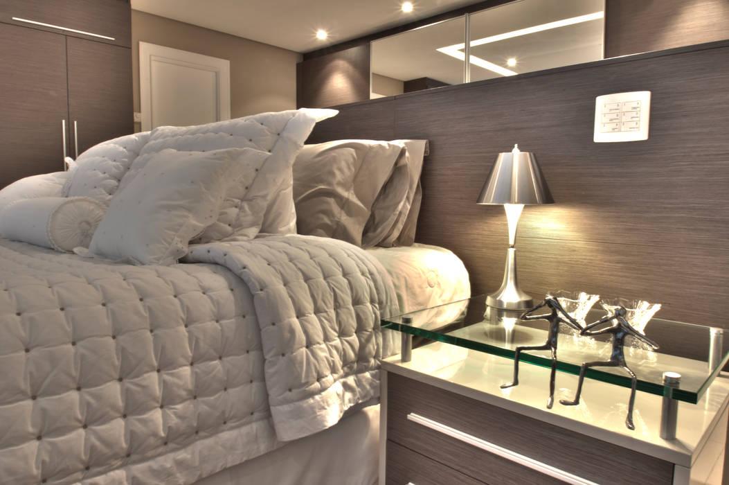 Pauline Kubiak Arquitetura Modern style bedroom