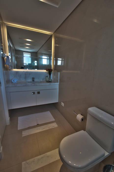 Pauline Kubiak Arquitetura Modern bathroom