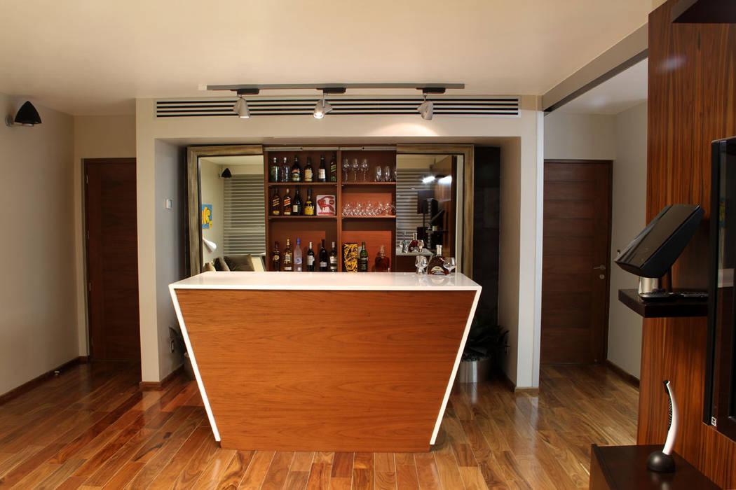 Estudios y despachos de estilo  de DIN Interiorismo , Moderno