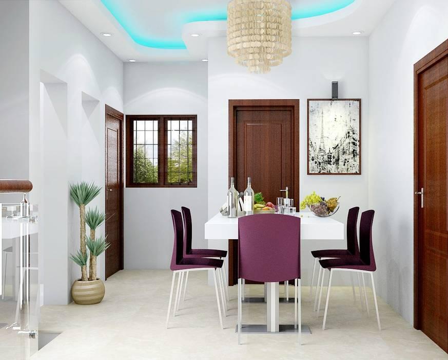 Kitchen Designs Modern kitchen by I Nova Infra Modern