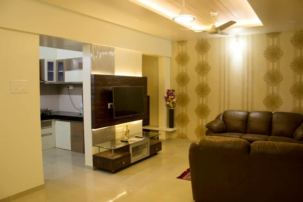 Interior designs Optimystic Designs Modern living room