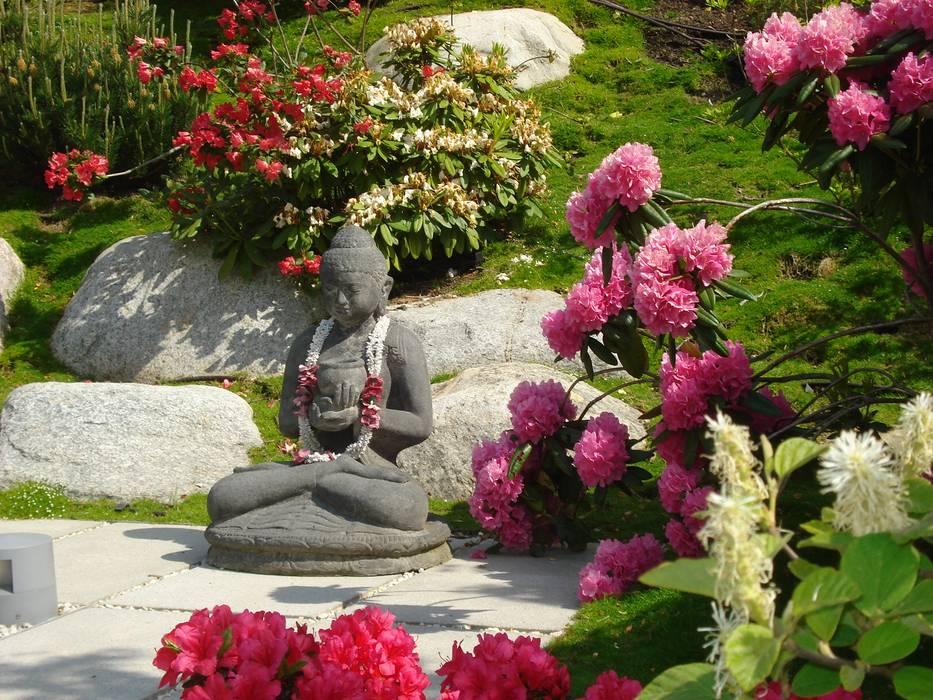 Asian style garden by dirlenbach - garten mit stil Asian