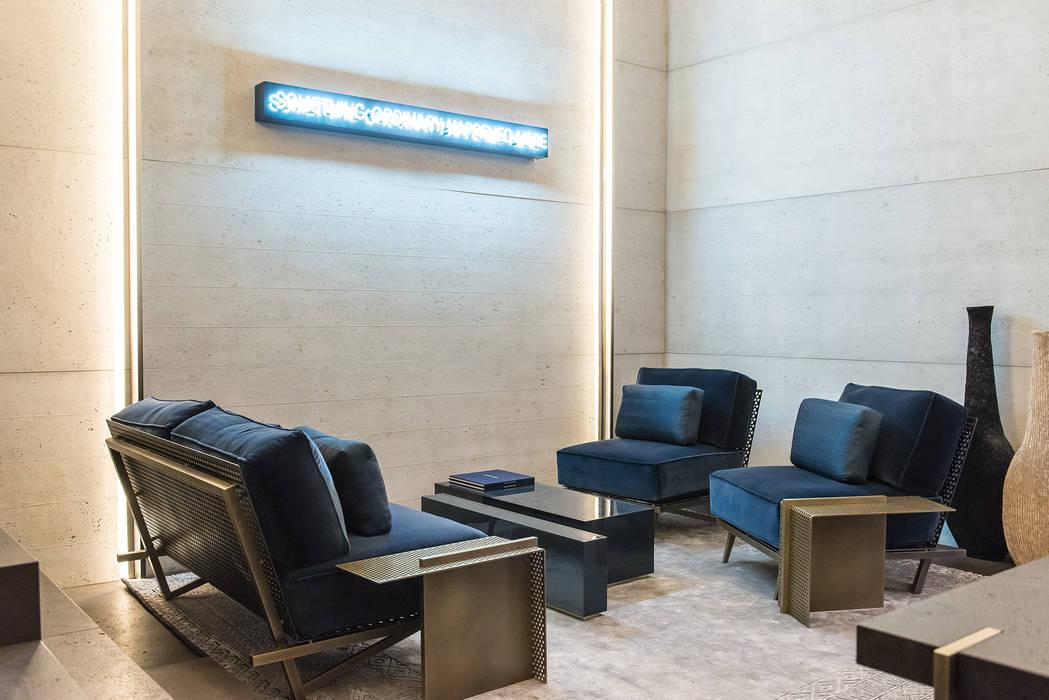 AD Intérieurs 2015, Palais d'iéna: Salon de style  par Concrete LCDA