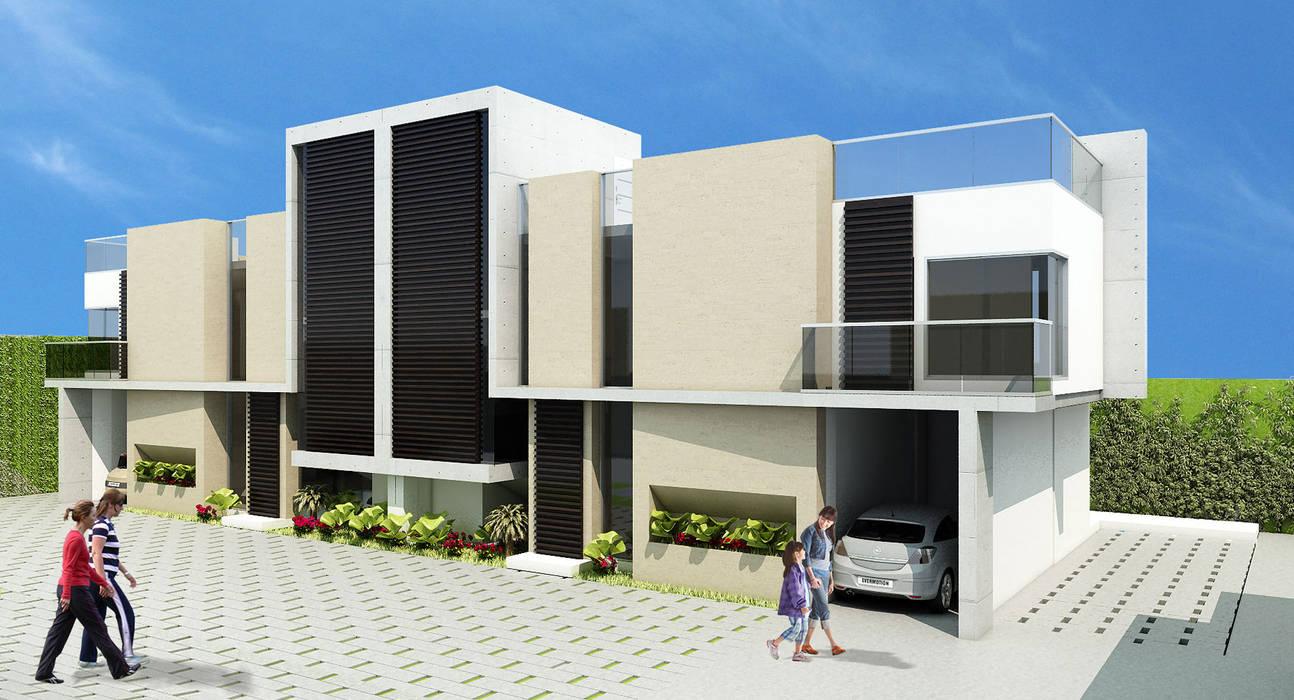 Modern Houses by NOGARQ C.A. Modern