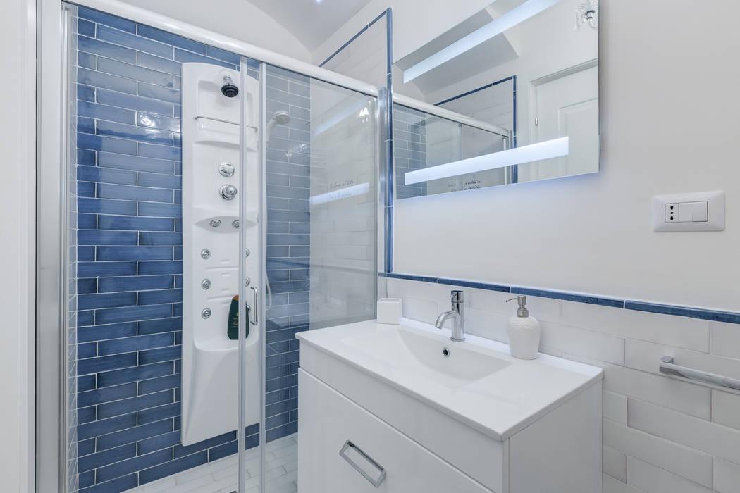 Salle de bain moderne par Luca Tranquilli - Fotografo Moderne