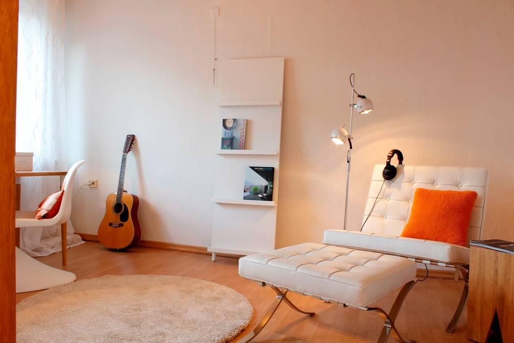 Home Staging - Geerbtes Zechenhaus in Selm von raum² - wir machen wohnen