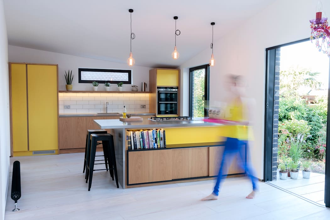 The Scandinavian Kitchen Scandinavian style kitchen by Papilio Scandinavian