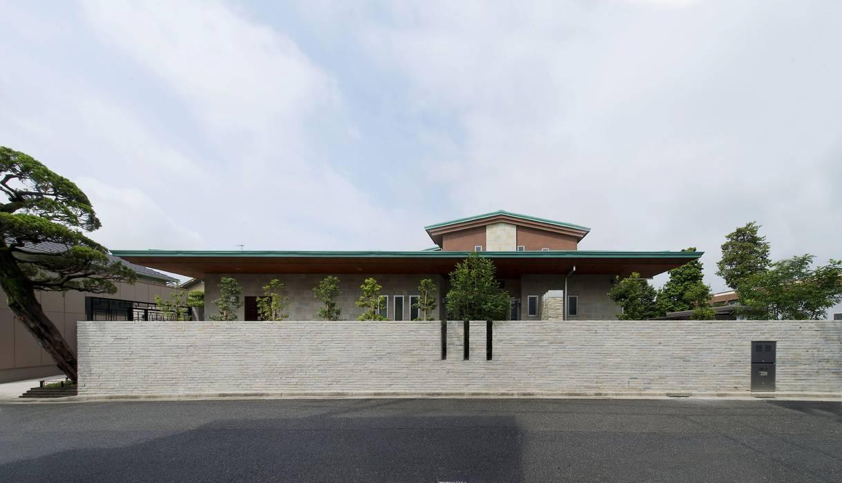 有限会社 光設計 Rustic style house