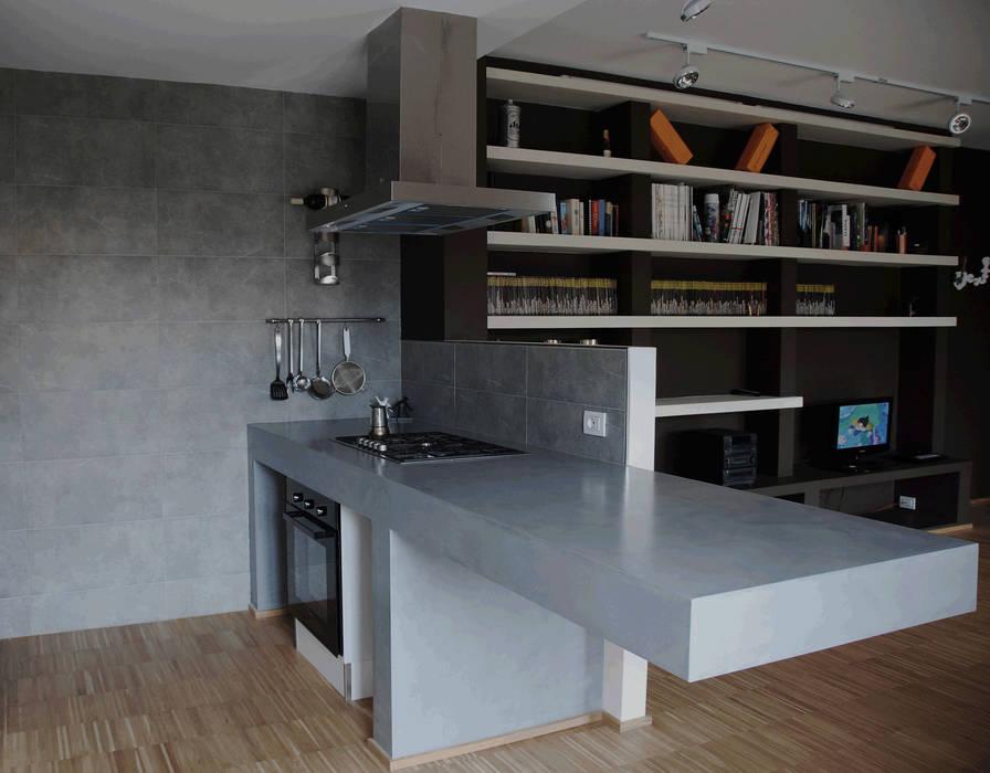 Appartamento su misura: Cucina in stile  di Alessandro Jurcovich Architetto,