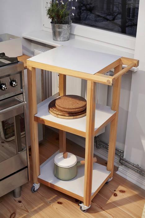 Kitchen 02:  Küche von Happyhomes,Minimalistisch