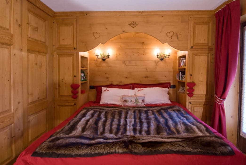 Cocooning in Courmayeur Architetto Domenico Mazza