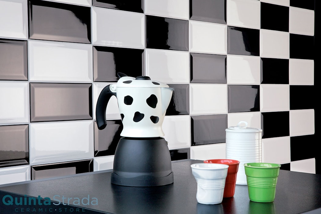 Collezione retro: Cucina in stile in stile Classico di Quinta Strada - Ceramic Store