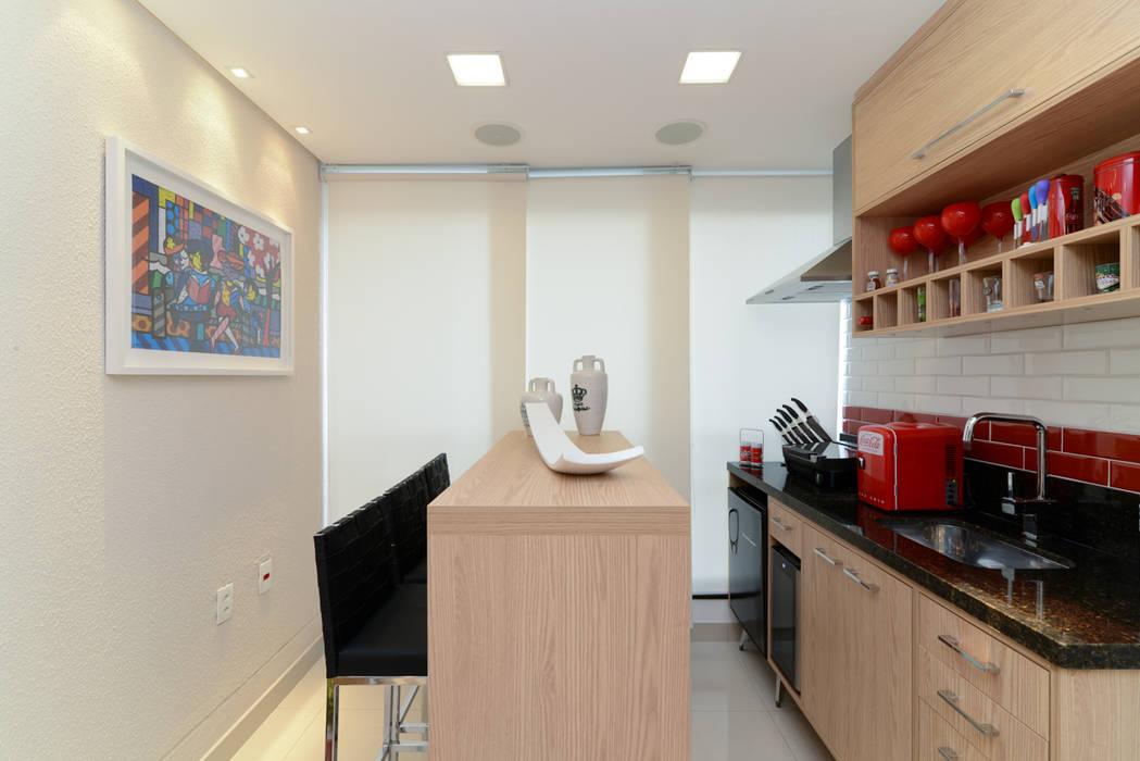 Projeto Bairro do Juventus - Mooca: Terraços  por RAFAEL SARDINHA ARQUITETURA E INTERIORES