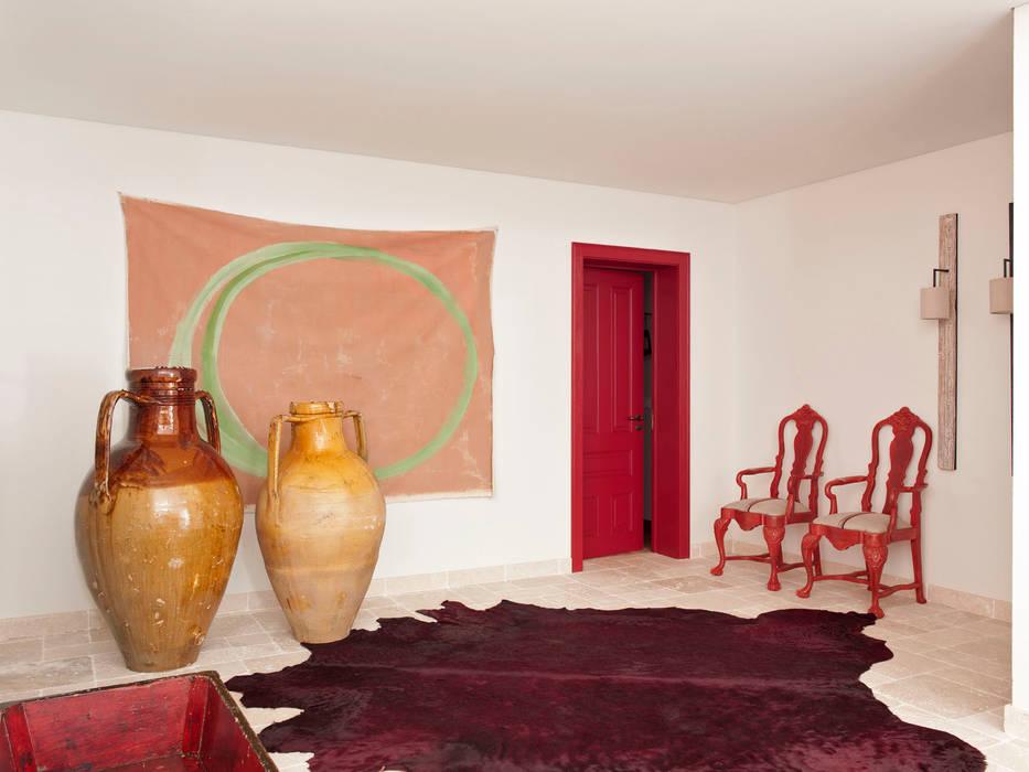 Wohnzimmer von SA&V - SAARANHA&VASCONCELOS