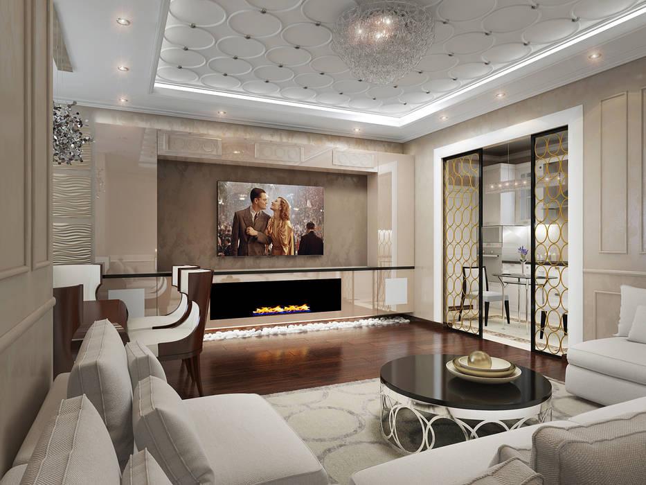 INTERIERIUM Salon moderne