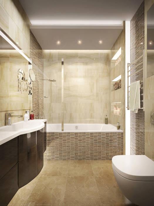 INTERIERIUM Salle de bain moderne