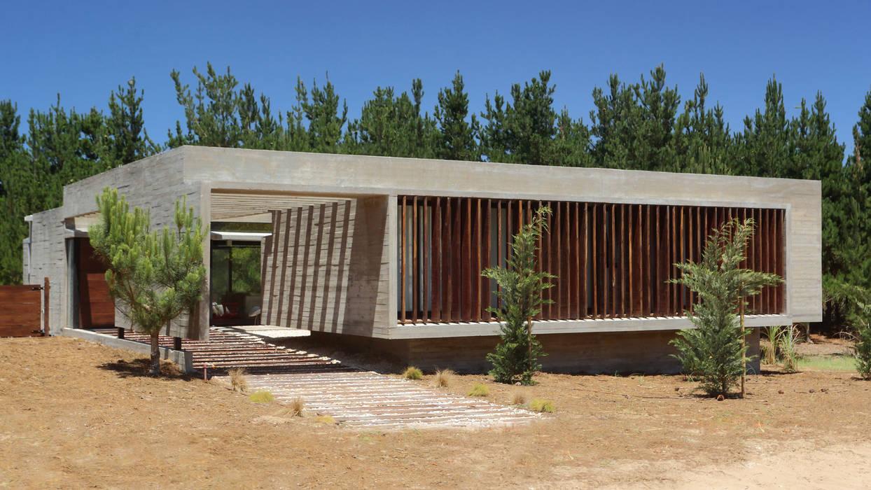 Minimalistische Häuser von homify Minimalistisch Beton