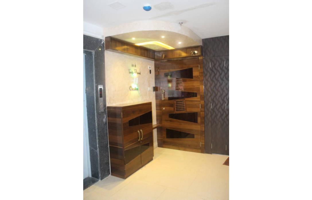 UNIQUE DESIGNERS & ARCHITECTS Living room