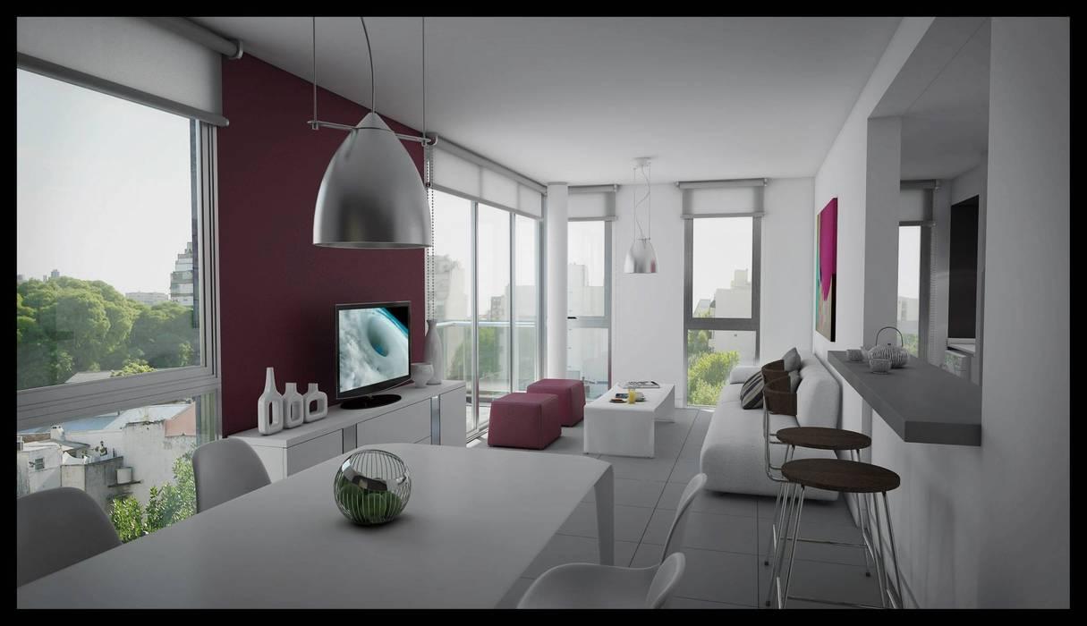 Alvear | 958 de Habitat Urbano Arquitectos