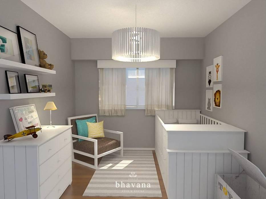 Habitación Bhavana Dormitorios infantiles modernos