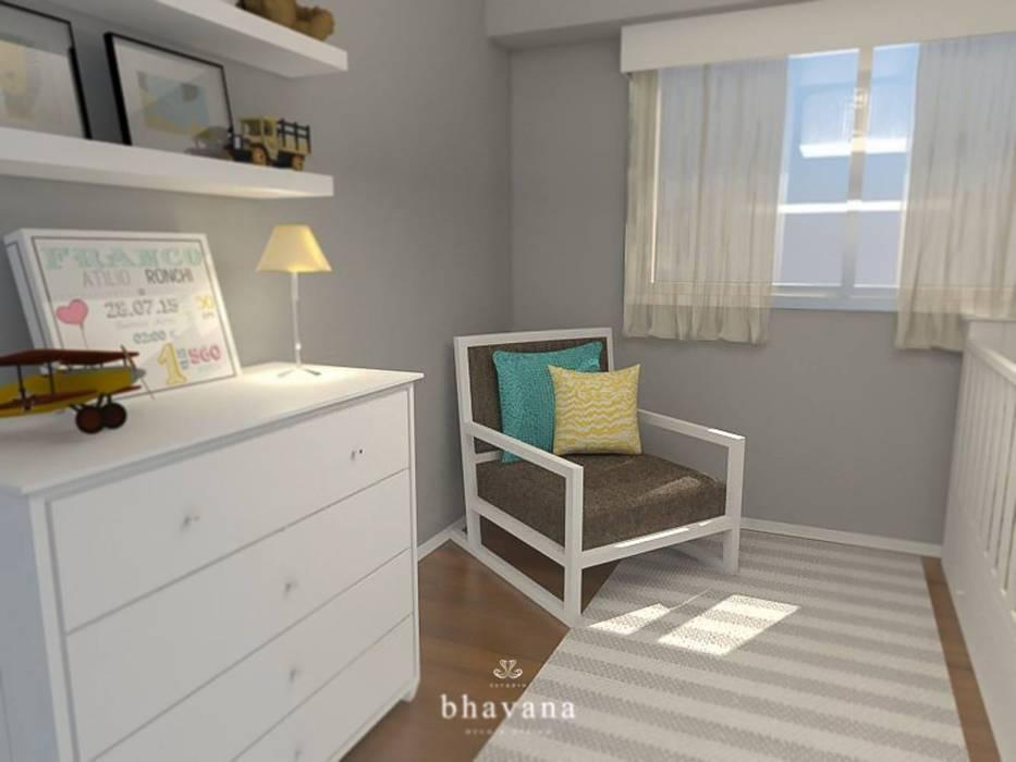Habitación: Dormitorios infantiles de estilo  por Bhavana,Moderno