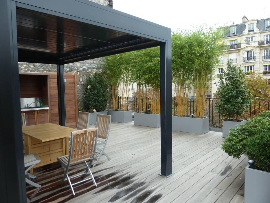 Terrasse von scènes d\'extérieur, | homify