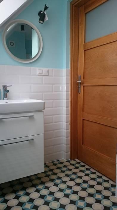 Płytki Cementowe Alfio Styl W Kategorii łazienka