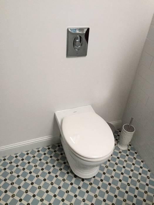 Płytki Cementowe Moses Styl W Kategorii łazienka