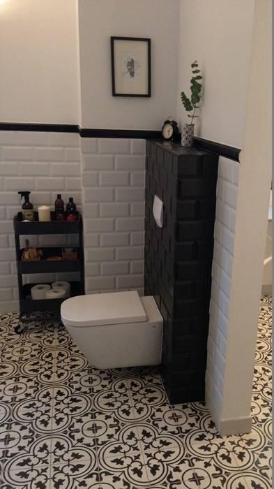Płytki Cementowe Frank Styl W Kategorii łazienka