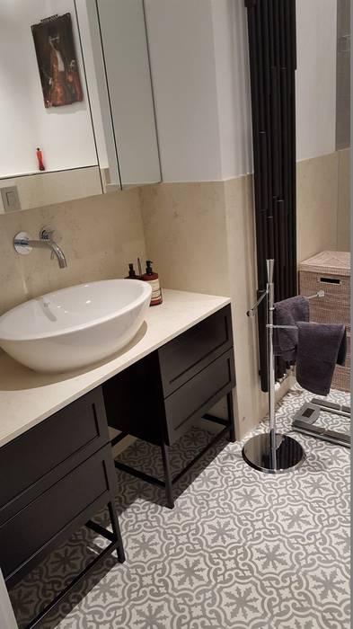 Płytki Cementowe Darko Styl W Kategorii łazienka